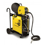 ESAB Warrior 500i + Warrior Feed 304
