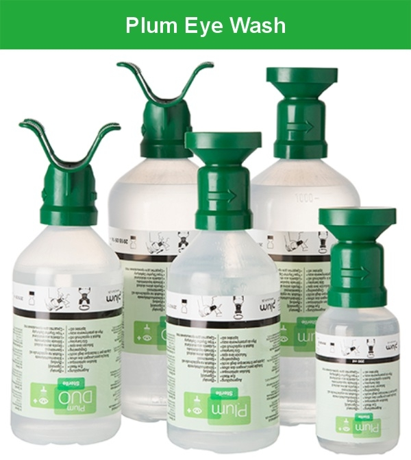 Plum Eye Wash